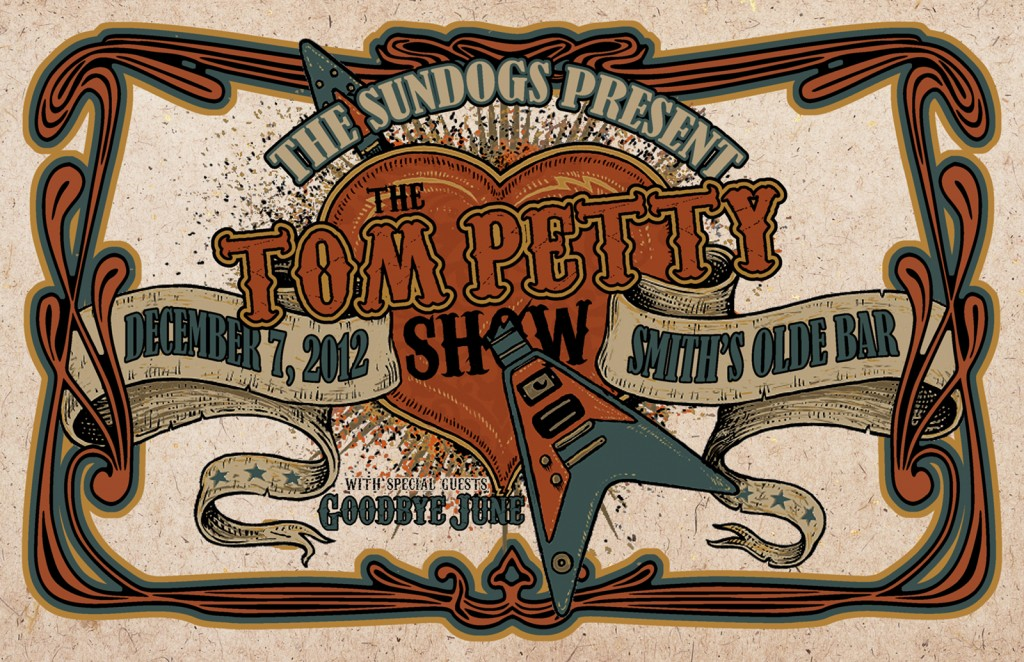 Sundogs Tom Petty Show Logo