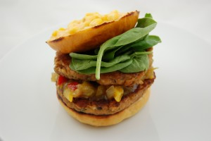 Black Eye Pea Burger